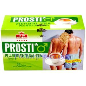 Picture of Royal King Prosti Herbal Tea 20 Teabags