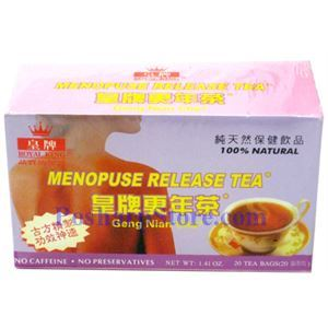 Picture of Royal King Menopause Release Herbal Tea 20 Teabags