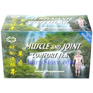 Picture of GTR Muscle and Joint Comfort Tea  20 Teabags