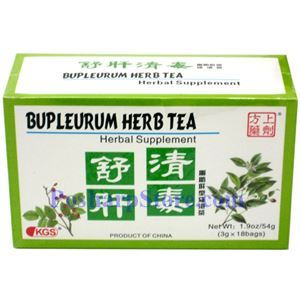 Picture of KGS  Bupleurum Herb Tea 18 Teabags