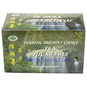 Picture of GTR Diabetic Choice Tea 20 Teabags
