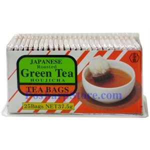 Picture of Japanese Roasted Green Tea 25 Bags