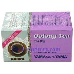 Picture of Japanese Oolong Tea  20 Teabags