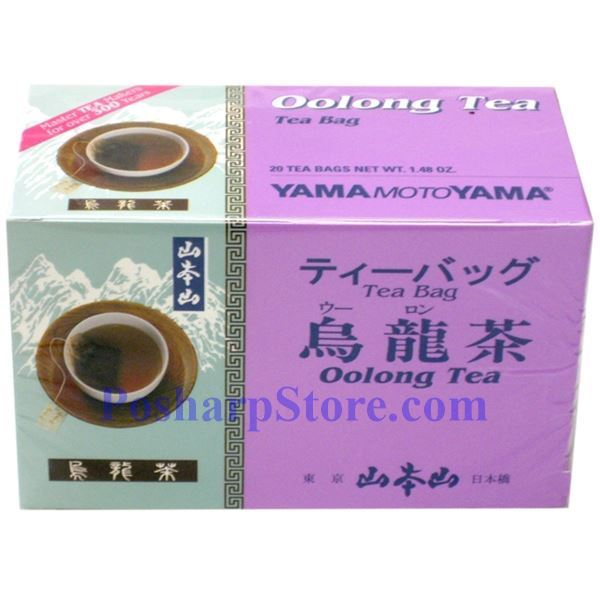 Picture for category Japanese Oolong Tea  20 Teabags