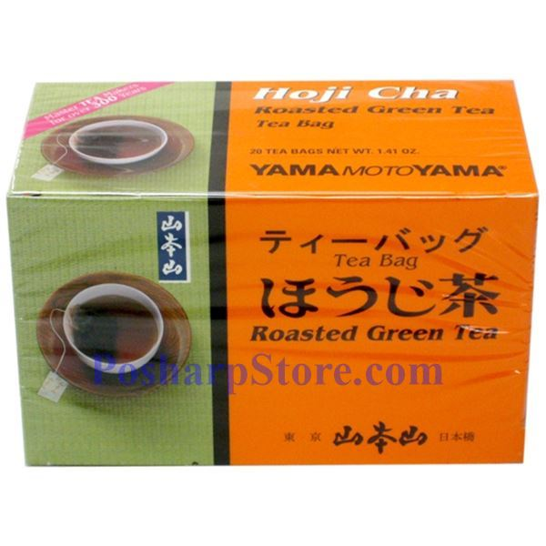 Picture for category Yama Moto Yama  Roasted Green Tea 20 Teabags