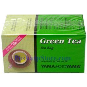 Picture of Yama Moto Yama   Green Tea 20 Teabags