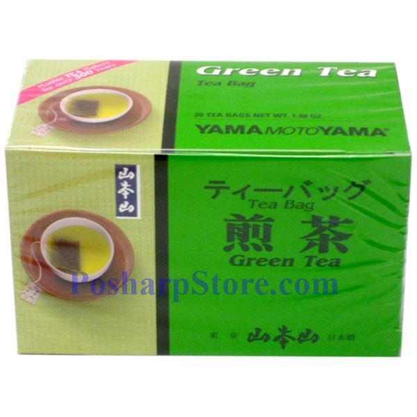 Picture for category Yama Moto Yama   Green Tea 20 Teabags