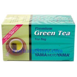 Picture of Yama Moto Yama  Premium  Green Tea 20 Teabags