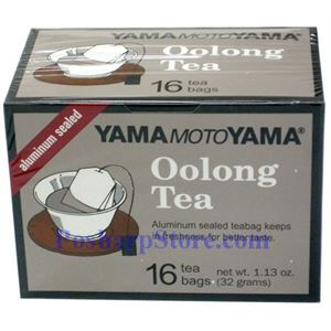 Picture of Yama Moto Yama  Oolong Tea 16 Teabags