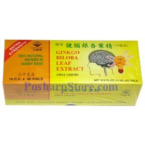 Picture of Magic Drop 100% Natural Ginkgo Bilosa Leaf Extract