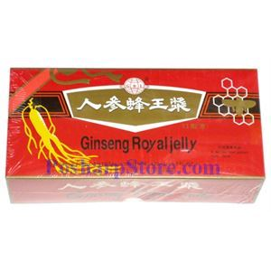 Picture of GBL Brand Ginseng Royal Jelly