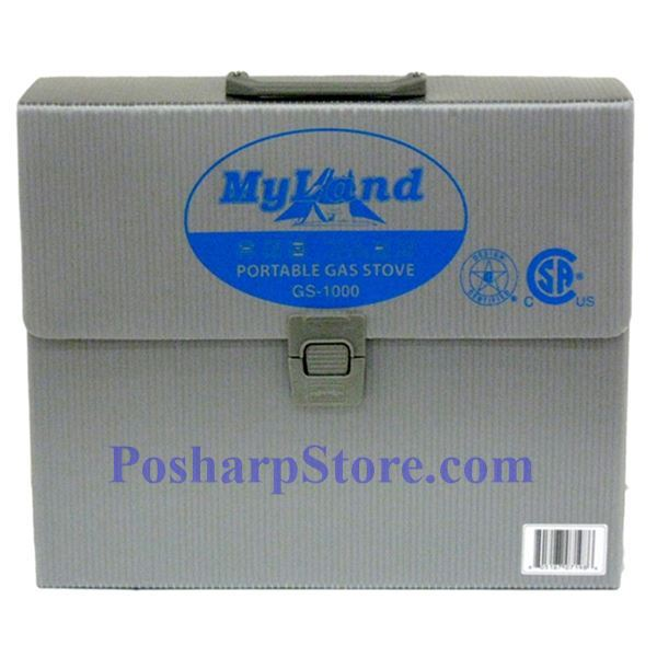 Picture for category Myland GS-1000 Portable Butane Gas Stove