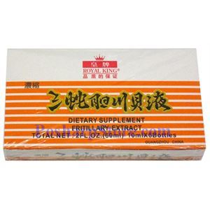 Picture of Royal King Fritillary Extract - Cough Syrup Dietary Supplement