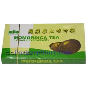 Picture of Royal King Momordica Tea - Lo Han Kuo Beverage