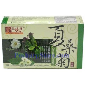 Picture of Yummy Mouse Mulberry & Chrysanthemum Granule - Xia Sang Ju