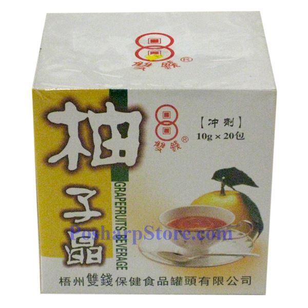 Picture for category Double Coins Citron Beverage Powder 7 oz