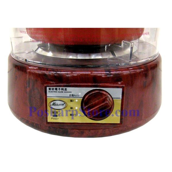 Picture for category Myland JD18A Electric  Purple Clay Slow Cooker