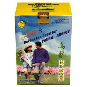Picture of Magic Herb Tea 8 Pollen Allegy Herbal Tea 24 Teabags