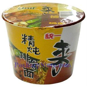 Picture of Unif Bowl Instant Noodle with Artificial Pork Chop Flavor