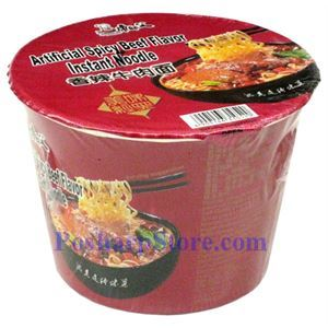 Picture of Kangshifu Artificial Spicy Beef Flavor Instant Noodle