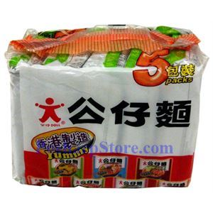 Picture of Doll Instant Noodle with Spicy Pork Flavor