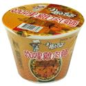 Picture of Little Cook Premium Instant Noodle with TVP Curry Chichen Flavor