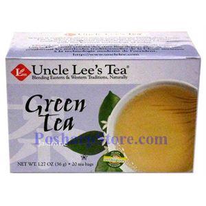Picture of Uncle Lee's Tea Jasmine Green Tea 20 Teabags