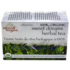 Picture of Imperial Organic 100% Organic Sweet Dreams Herbal Tea