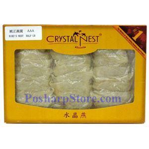 Picture of Crystal Bird's Nest Grade AAA