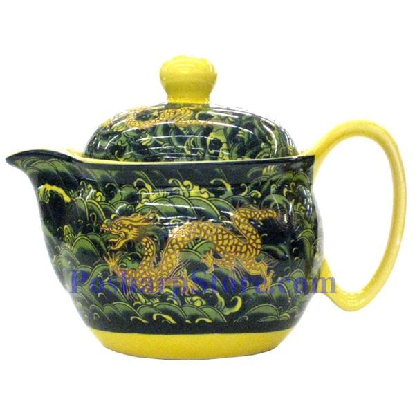 Picture for category Ceramic Dragon Teapot Set