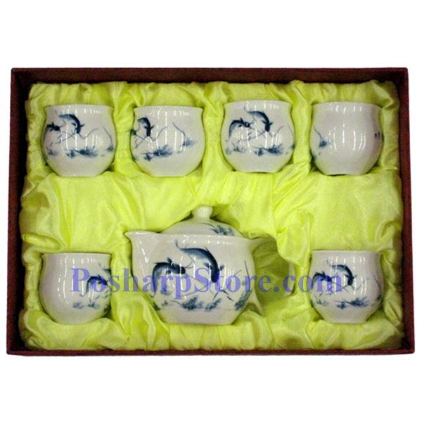 Picture for category Ceramic White Teapot Set