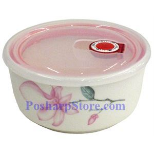 Picture of Porcelain 5.5-Inch Sleep Beauty Bowl with Cover