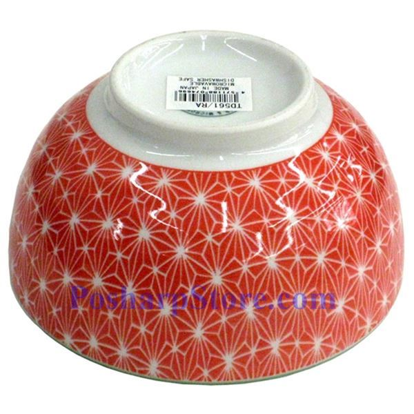 Picture for category Japanese 5-Inch Red Diamond Porcelain Rice Bowl