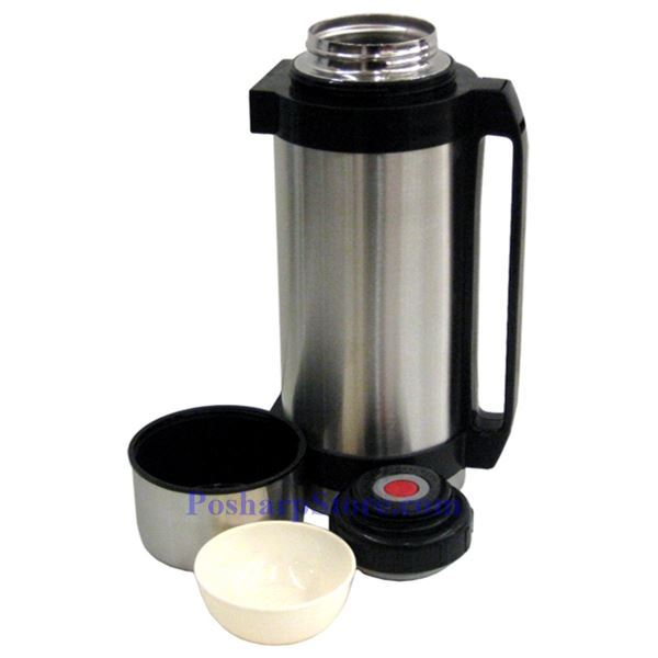 Picture for category Vacuum Travelling Stainless Steel  Power Handy Bottle Hot & Cold 2.5L