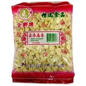 Picture of Golden Lion Dried Southern Almonds 6 oz