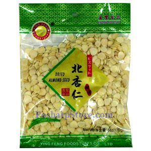 Picture of Ying Feng Dried Northern Almond (Beixing) 6 oz