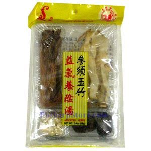 Picture of Double Horse Herbal Tonic Soup Stock 2.4 oz