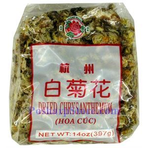 Picture of Peony Mark Dried Chrysanthemum 14 oz