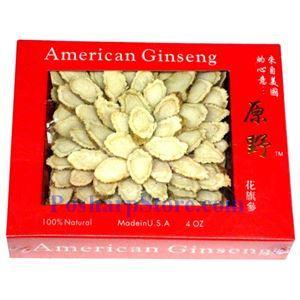 Picture of Yuanye  American Ginseng Slices