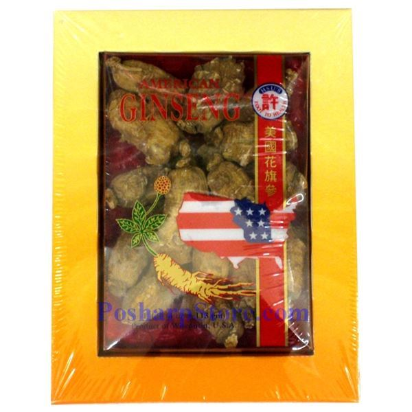 Picture for category Shu's  American Ginseng Large Short 4oz