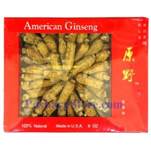 Picture of Yuanye American Wisconsin Ginseng 8oz