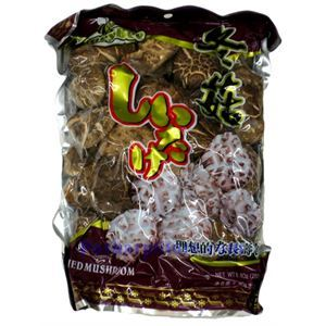 Picture of HoneyBee Dried  Mushrooms (Baihuagu)