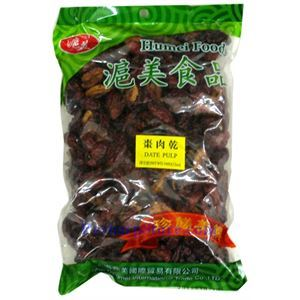 Picture of Humei Dried  Date Pulp
