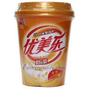 Picture of U-Melove Hong Kong Style Black Milk Tea, Original Flavor