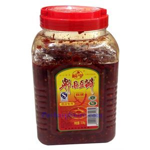 Picture of Sichuan Juanning Pixian Broad Bean Paste with Oil (Doubanjiang)  6.6 lbs