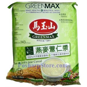 Picture of GreenMax  Oat and Job's Tear Cereal