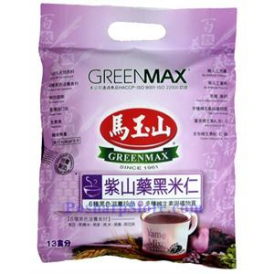 Picture of  GreenMax Purple Yam & Black Rice Cereal 17oz