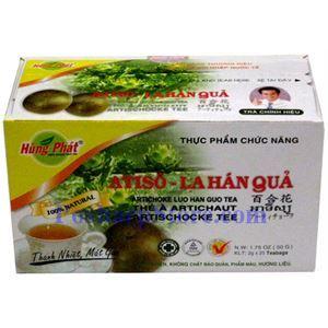 Picture of Hung Phat Artichoke Luo Han Guo Tea, 25 Teabags