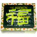 Picture of Foojoy Chrysanthemum Lungching Green Tea 100 Teabags