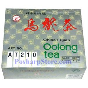 Picture of Sea Dyke China Fujian Oolong Tea 100 Teabags